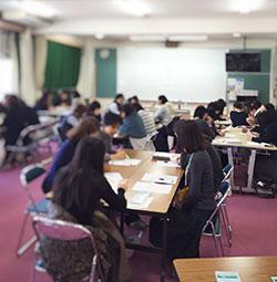 日本心理福祉教育研究所人間関係講座自己実現編・嫁姑編について